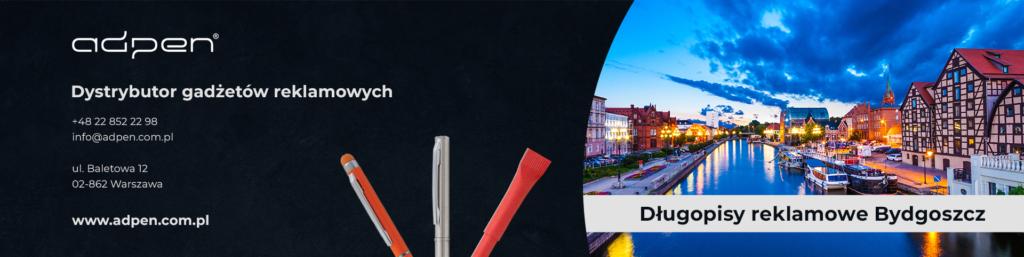 Gadżety reklamowe Bydgoszcz- AdPen