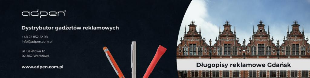 Gadżety reklamowe Gdańsk - AdPen